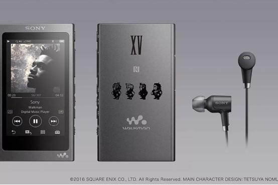 你可以买到索尼《最终幻想15》版Walkman了