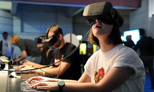 虚拟现实跑步机到底是个什么鬼? AR资讯 第1张