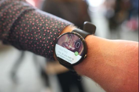 智能手表潜力巨大未来将成为市场主流产品