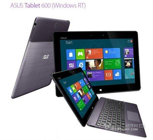 华硕TF600T平板现身FCC 四核+Windows8