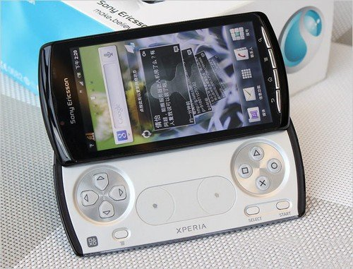 PSP还是手机 索尼爱立信Z1i仅售2460元