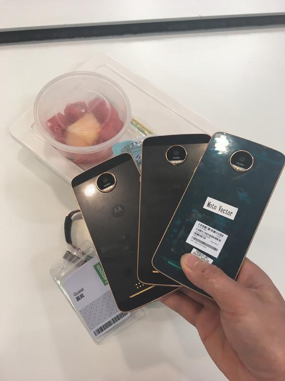 Moto Z国行获认证 相机模块竟然没选索尼?