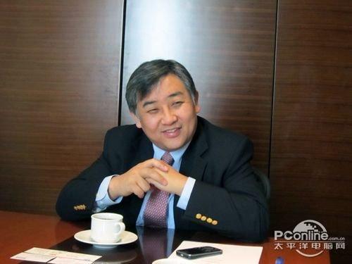 传惠普前高管钱越加盟三星 负责IT和B2B