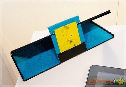 罗技推出两款iPad2蓝牙键盘立架配件