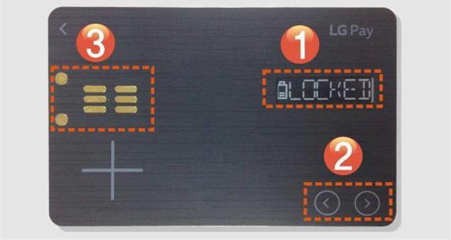 LG Pay移动支付电子卡曝光 可存多张信用卡