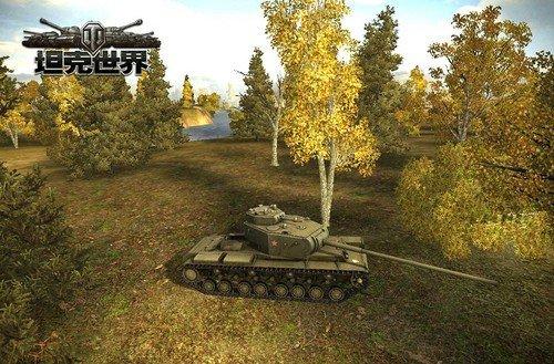 新晋狙击杀手 8级重型坦克KV-4