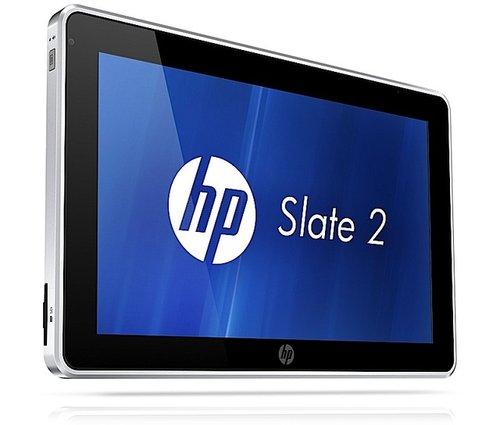 惠普捡起Windows 7平板 发布Slate 2