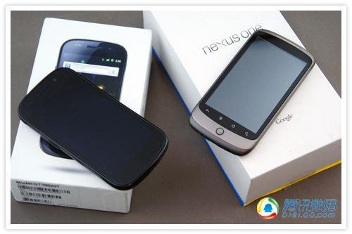 谷歌新机皇Nexus S对比Nexus One评测