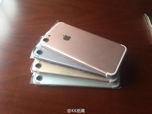 传iPhone 7将于9月9日预订 或增WiFi无线充电