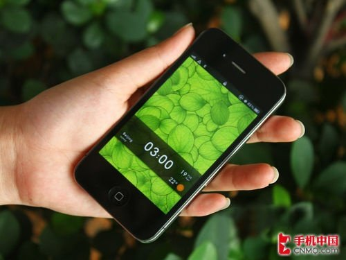 3.5寸高清屏 iPhone 4 8GB不到4000元