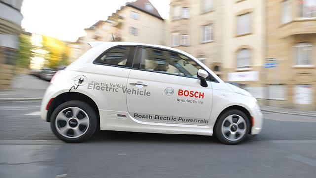 2050年?电动汽车对全球气候产生积极影响
