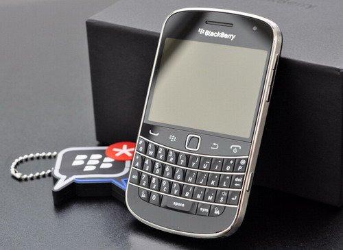 黑莓9900港行下周开卖 定价4600元