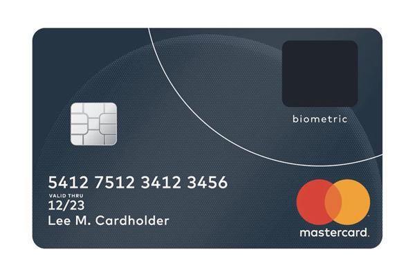 万事达信用卡直接内置指纹传感器 刷卡更安全