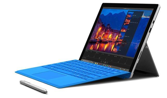 微软Surface Pro 5官方图泄露 搭载最新Win10