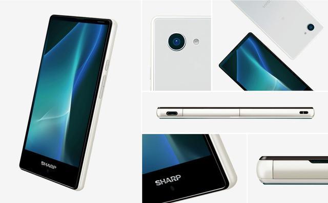 夏普推Aquos mini新机 4.7吋小屏幕回归!