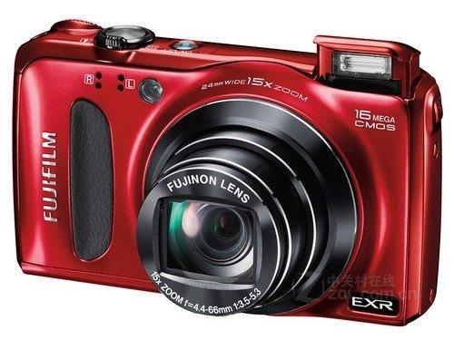 1600w像素、15x光变 富士F665售1850元