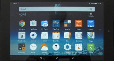 亚马逊推出FireHD 8平板电脑 内置Alexa语音助手