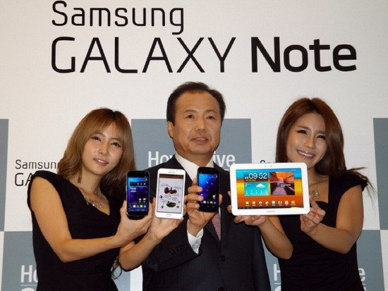 About Samsung Note 3 of 19 rumors fly