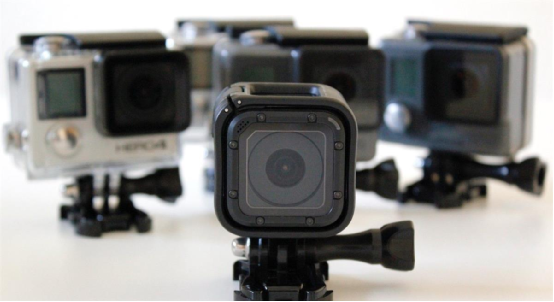 GoPro遇到发展瓶颈 VR和无人机是新的机会