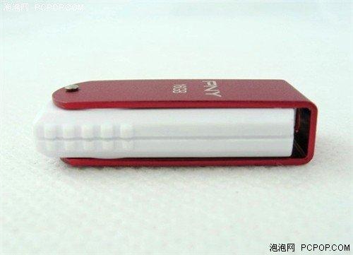 外形独特!PNY X2 U盘16GB售价138元