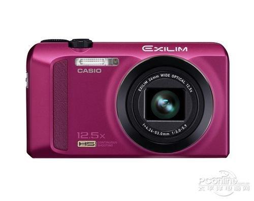 极智模式 卡西欧发布6款卡片相机新品