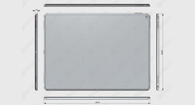 iPad Pro���ͼ���ع� ���7.2mm��'DZ�CPU