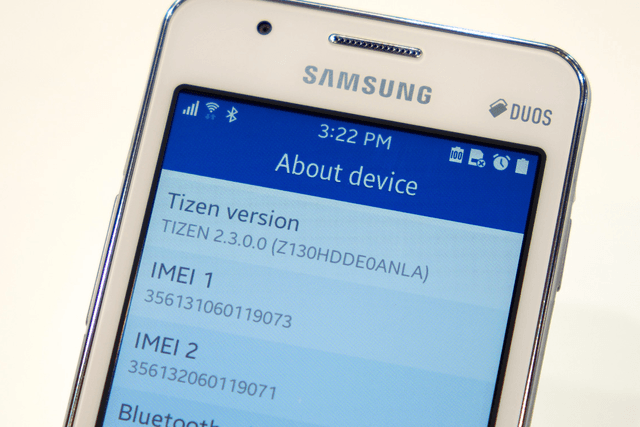 三星首款Tizen 3.0手机即将登场 然而你买不到