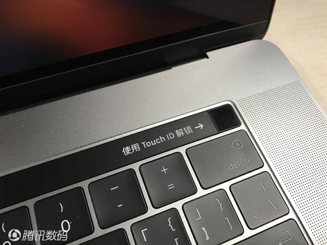 新款MBP补强评测 原来你是这样的Touch Bar