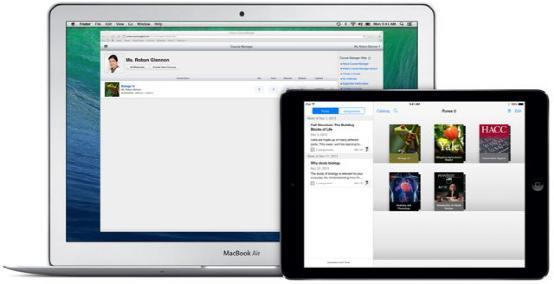 蘋果iTunes U升級 支持學生進行小組討論