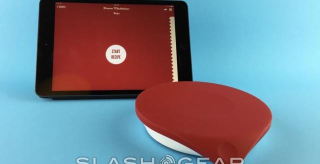 Drop智能电男儿子秤评测:特佩运用但你得拥拥有iPad