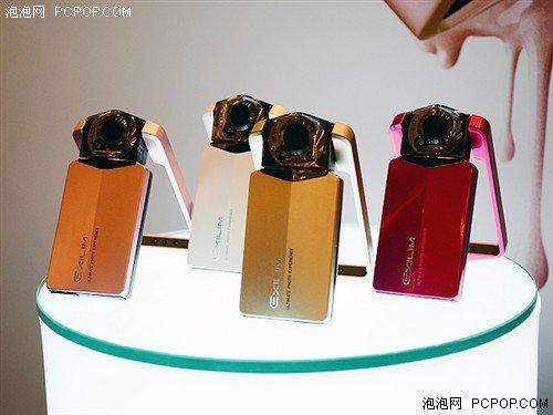 27日相机行情:卡西欧TR150高价上市