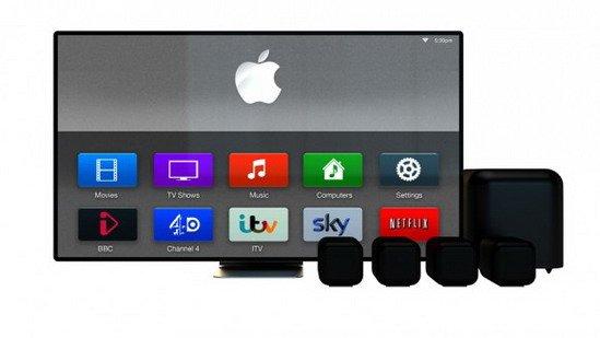 苹果iTV大猜想:分家用/影院两系列起价9258元