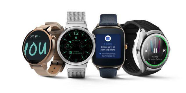 来得有点晚 Android Wear手表将支持移动支付