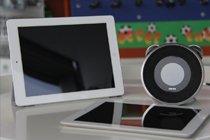 新iPad和漫步者M0音箱