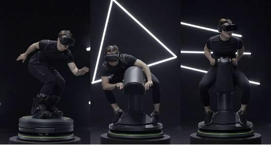 这玩意能让你在VR中策马奔腾乘风破浪