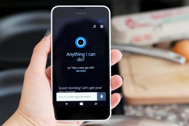 反客为主?微软在iOS平台推出2.0版Cortana语音助手