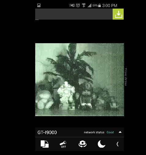 教你如何将旧手机改装成监控摄像头