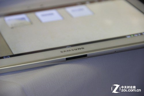 梦幻顶配 三星GALAXY Note 10.1真机试玩