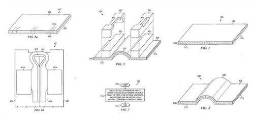 诺基亚专利曝光:打造可弯曲屏幕的平板