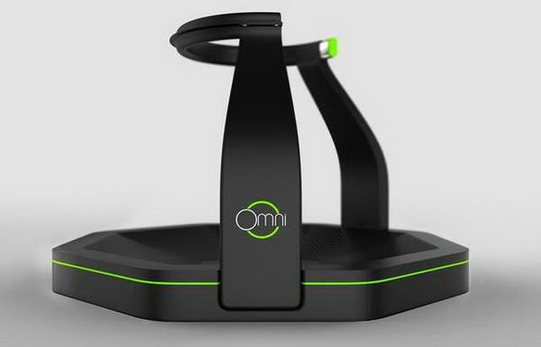 虚拟现实跑步机到底是个什么鬼? AR资讯 第5张