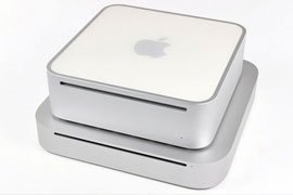 新款Mac mini体形更纤薄