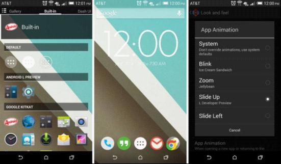 不用苦等 Nova让你提前体验Android L系统