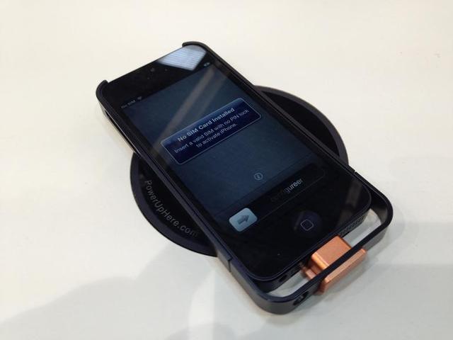 愛星巴克的新理由 門店開始提供無線充電服務