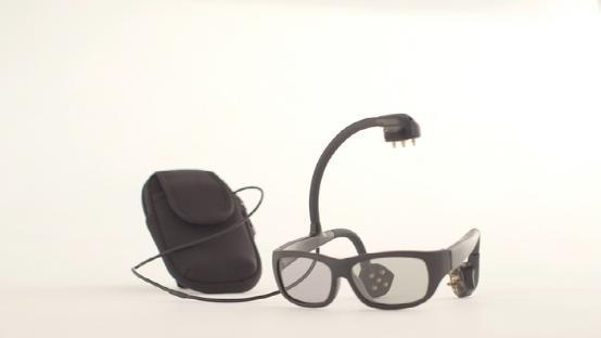 这款智能眼镜能让你工作学习不走神儿