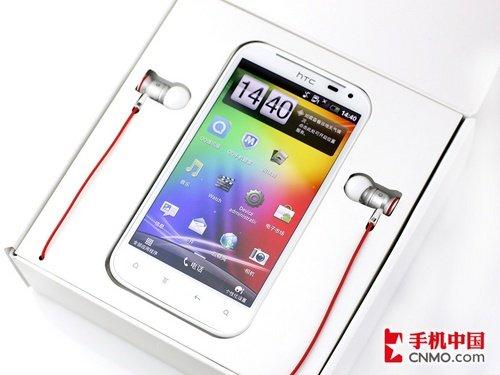 最美Android手机 HTC Sensation XL赏析