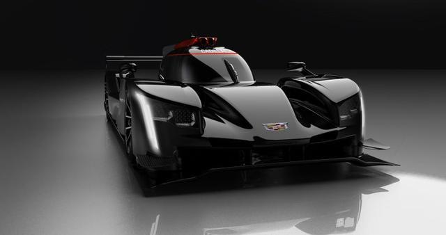 凯迪拉克赛车即将亮相 号称科技含量最高的赛车