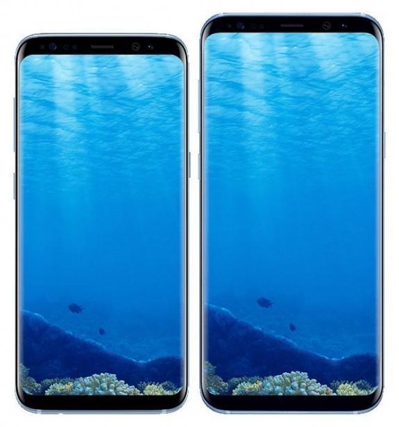 如果说红色iPhone 7有什么对手 那一定是蓝色S8
