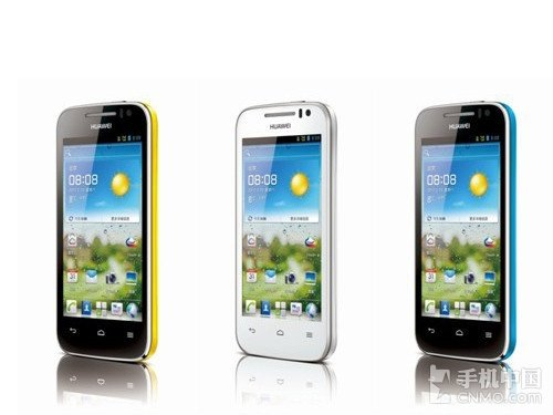 华为c8812手机正面图片