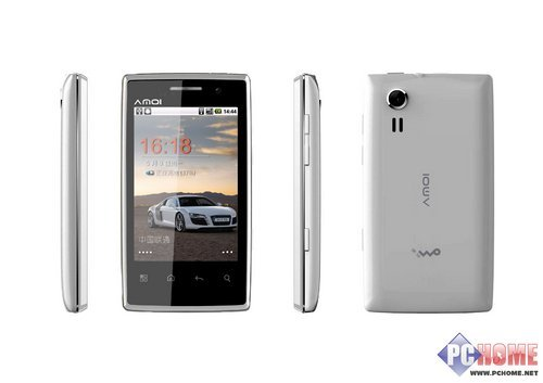 夏新N79:极速3G 第二代千元智能手机