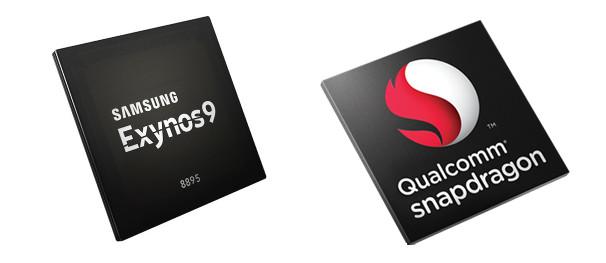 下一代手机芯片对决:Exynos 8895 vs 骁龙835